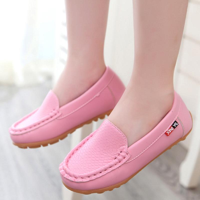 秋款舒适单皮鞋