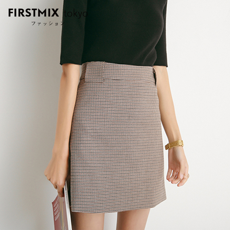 日系夏季短裙