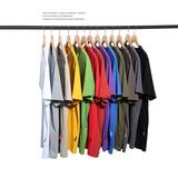二十八间夏季男装日系纯色短袖潮流青年纯棉上衣体恤简约宽松T恤