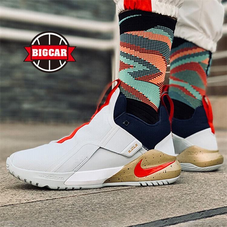 Nike Ambassador XI 詹姆斯使节11代 篮球鞋 AO2920-002-005-004