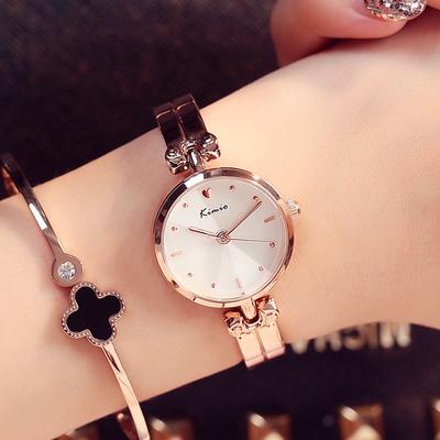 链条手镯式手链手表女学生韩版简约休闲大气时尚潮流防水气质腕表品牌排行榜