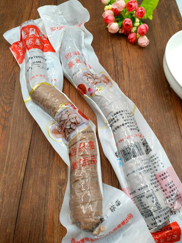 台州温岭特产 小肠卷  苦肠 卤味肉类熟食私房菜零食下酒菜 350G