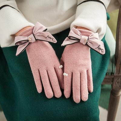 羊毛触摸屏手套天猫销量排行