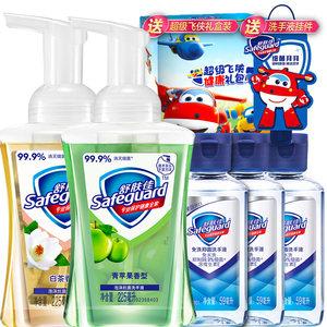 舒肤佳泡沫洗手液 消毒杀菌家用便捷式儿童家庭装免洗抑菌627ml