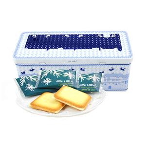 白い恋人日本白色恋人白巧克力夹心饼干27枚礼盒装