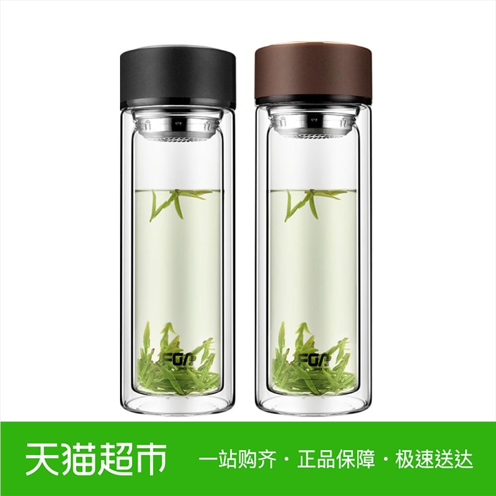 高硼硅玻璃泡茶杯
