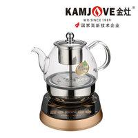 耐高温玻璃水壶煮茶