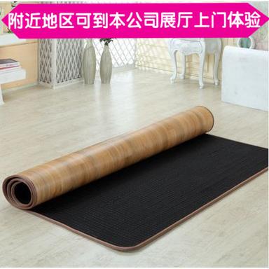 韩国碳晶移动地暖垫子碳晶电热地板地毯电加热地垫家用加热地垫