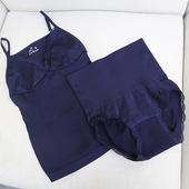 女装 塑身衣200斤收腹束腰显瘦胖mm束身塑形显瘦黑色木子理想 大码
