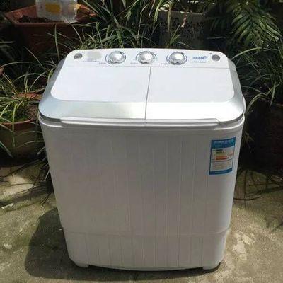 全新4.5kg迷你小洗衣机小型宝宝婴儿童半自动双桶双缸带甩干