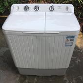 10KG家用双桶缸大容量波轮洗衣机 100S半自动8 樱花XPb100 Sakura