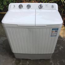 家用双桶缸大容量波轮洗衣机10KG8半自动100SXPb100樱花Sakura