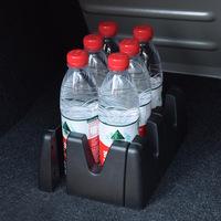 汽车后备箱固定灭火器网兜支架置物架多功能车载储物袋整理收纳箱