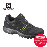 Salomon 萨洛蒙户外轻便透气徒步鞋 防滑耐磨登山鞋 REDWOOD 2