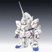 Q version SD Unicorn 3D paper model Unicorn mode paper manual hand-maneuvering up to