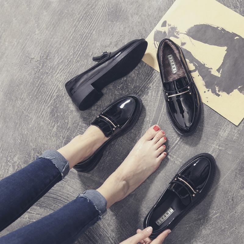 原宿风韩版鞋子女