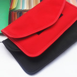 New double-layer 7-inch mobile phone anti-radiation signal shielding bag RFID anti-radiation anti-detection iphone7 plus