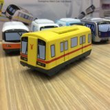 Guangzhou Metro Model Q Train Model Alloy Train Train Model Subway Toy Model Set