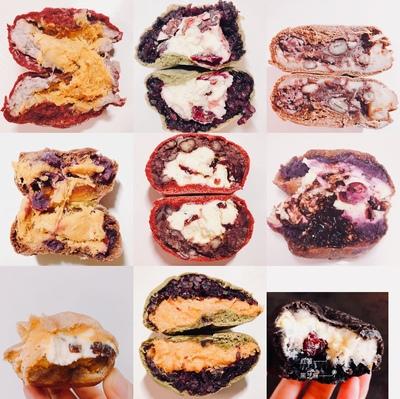 海街茶食茶点9福perfect纯全麦包无糖低脂低卡代餐健身空口吃馅