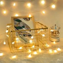 LED星星灯ins同款灯串圣诞小彩灯少女心房间装饰宿舍网红灯彩灯