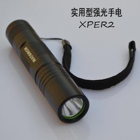 迈特奇 SR2小直筒手电筒 强光手电筒 S5升级版本 实用型强光手电