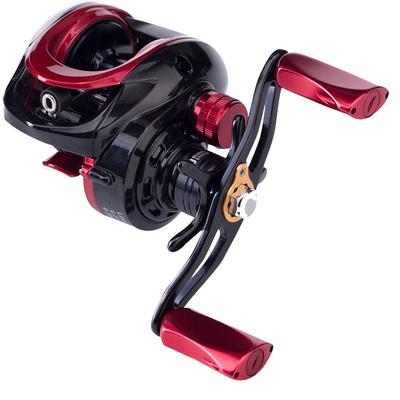 钓之屋 旋风XF-150左手/右手型水滴轮泛用型 10轴磁力刹车路亚轮