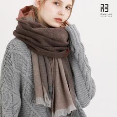 山羊绒披肩围巾