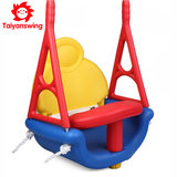 Taiyanswing Deluxe Edition 3-in-1 Baby Baby Swing Indoor Outdoor Hanging Chair Safety Toy