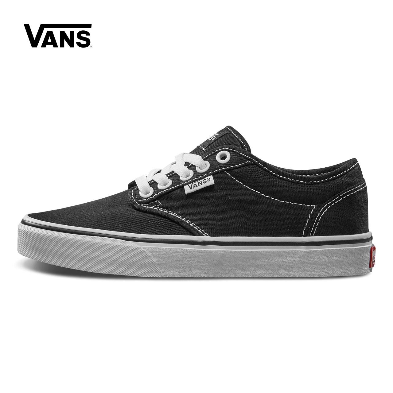 Vans范斯 运动休闲系列 帆布鞋 低帮经典款女子官方正品