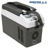 美固CDF11压缩机车载冰箱零下18度冷冻结冰汽车冰箱可调温冷冻箱
