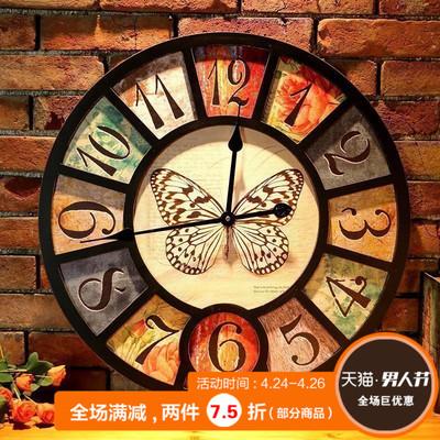 欧式卧室钟表