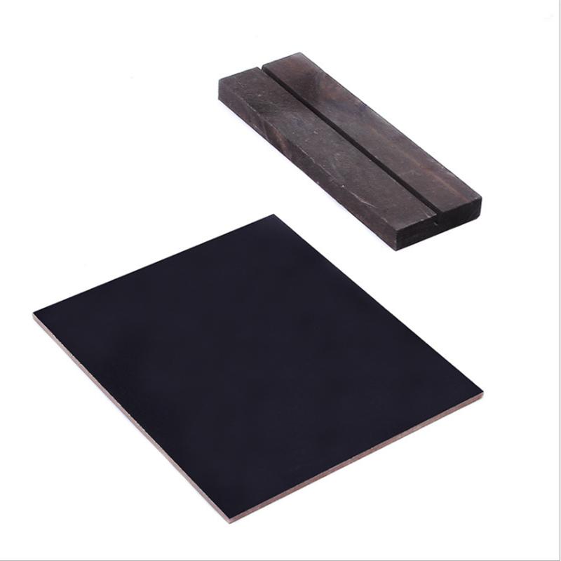 厂家直销复古小黑板摆件创意木质工艺品展示柜装饰留言摆件创意款