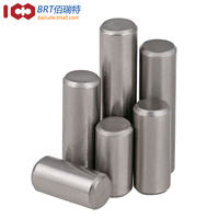 GB119 Standard parts 304 stainless steel cylindrical pin Locating pin Fixed pin Pin Solid pin M3 M4