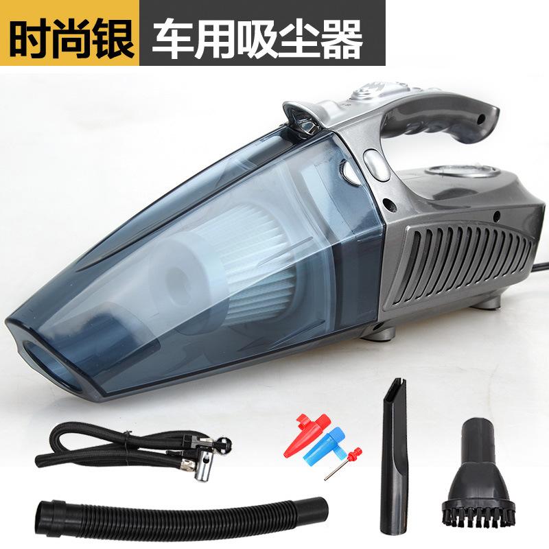 车太太超强吸力车载吸尘器四合一多功能大功率充气泵干湿家车两用