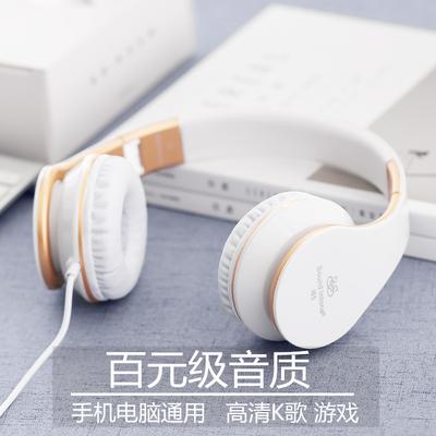 有线电脑耳机