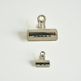 新品牛头夹金属夹北欧风不锈钢夹子卡片画夹搭配摆件家居高品质