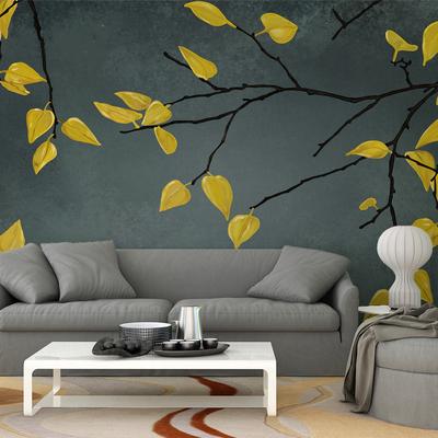 北欧电视背景墙壁纸沙发现代简约无缝自粘墙纸壁画3d艺术影视墙布评价好不好