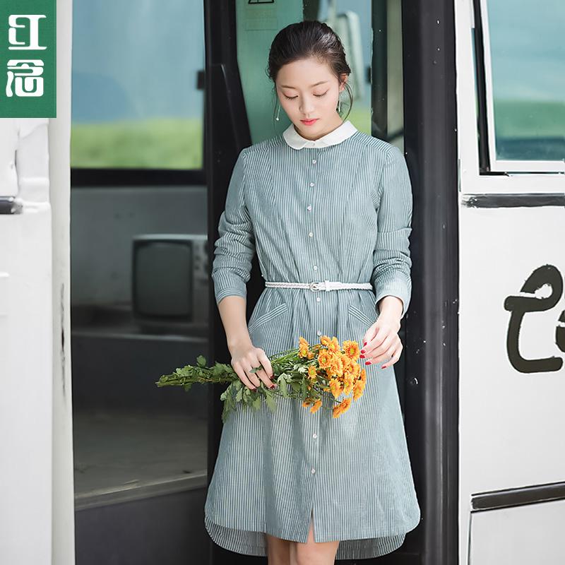 短袖娃娃衫连衣裙