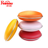Rainbow brand hand warmers female small charging mini 捂 hand artifact explosion-proof electric cake safety official flagship store authentic