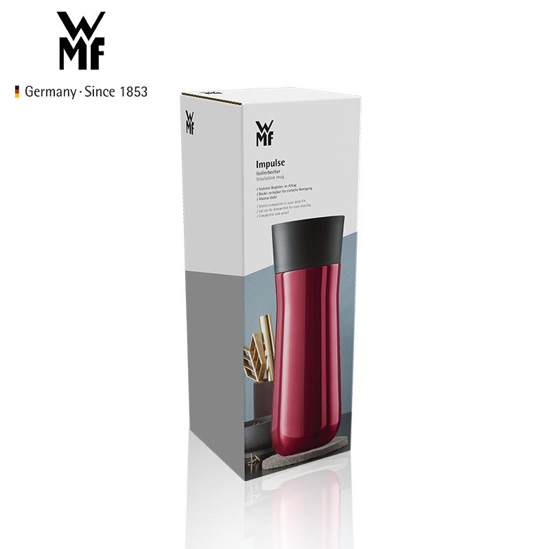 德国WMF福腾宝不锈钢便携小巧保温杯男女士泡茶大容量水杯水壶