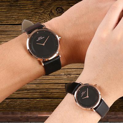 情侣手表一对韩版潮流时尚超薄