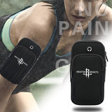 Sports running mobile phone arm bag fitness wrist bag unisex mobile phone bag waterproof mobile phone sets OPPO / VIVO