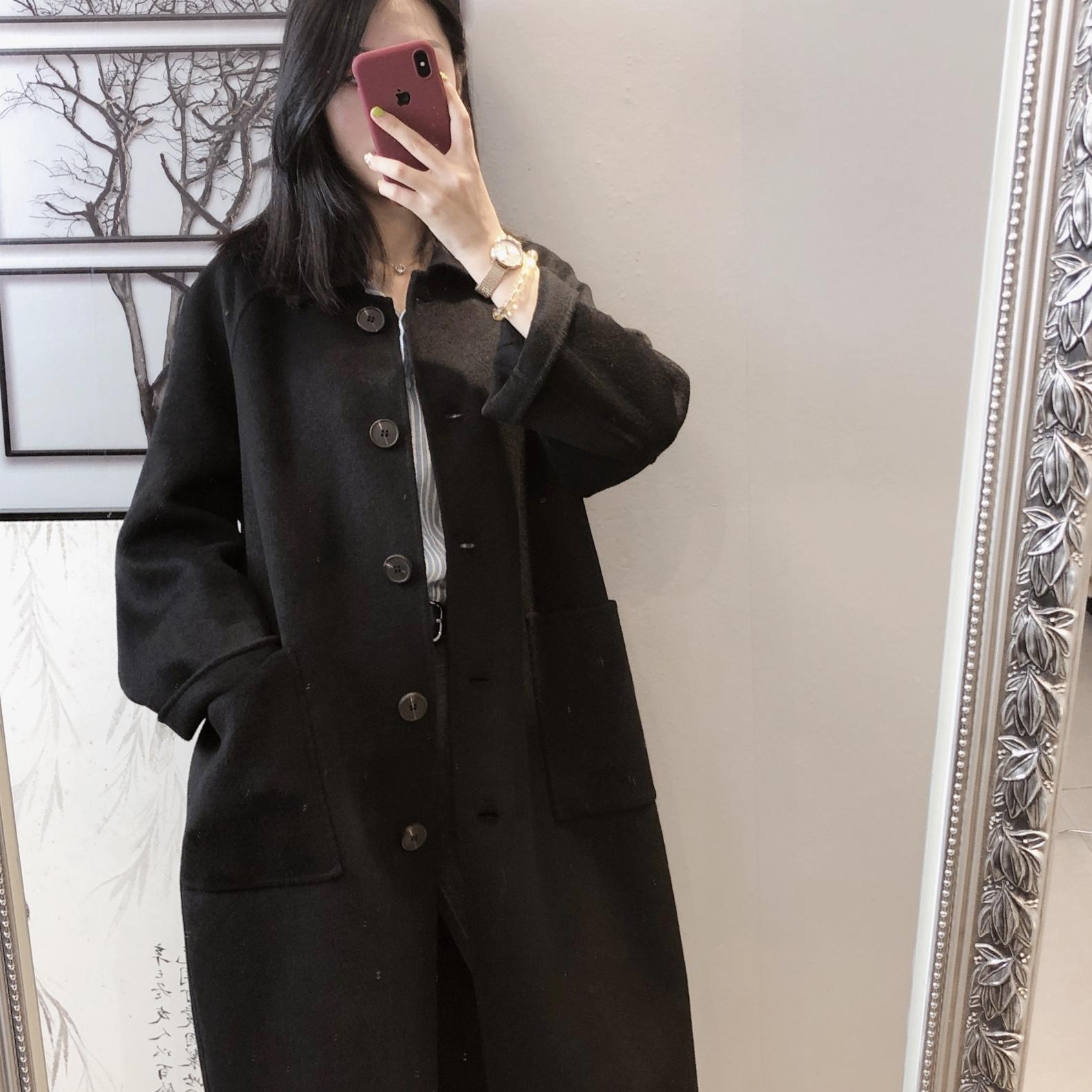 Женские шерстяные пальто Артикул 597268948551
