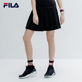 FILA Philae genuine women's skirt 2019 summer new genuine pleated skirt sports casual skirt women's wear