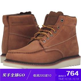 正品渥弗林Wolverine男鞋875同款 1883固特异户外中帮男靴工装鞋