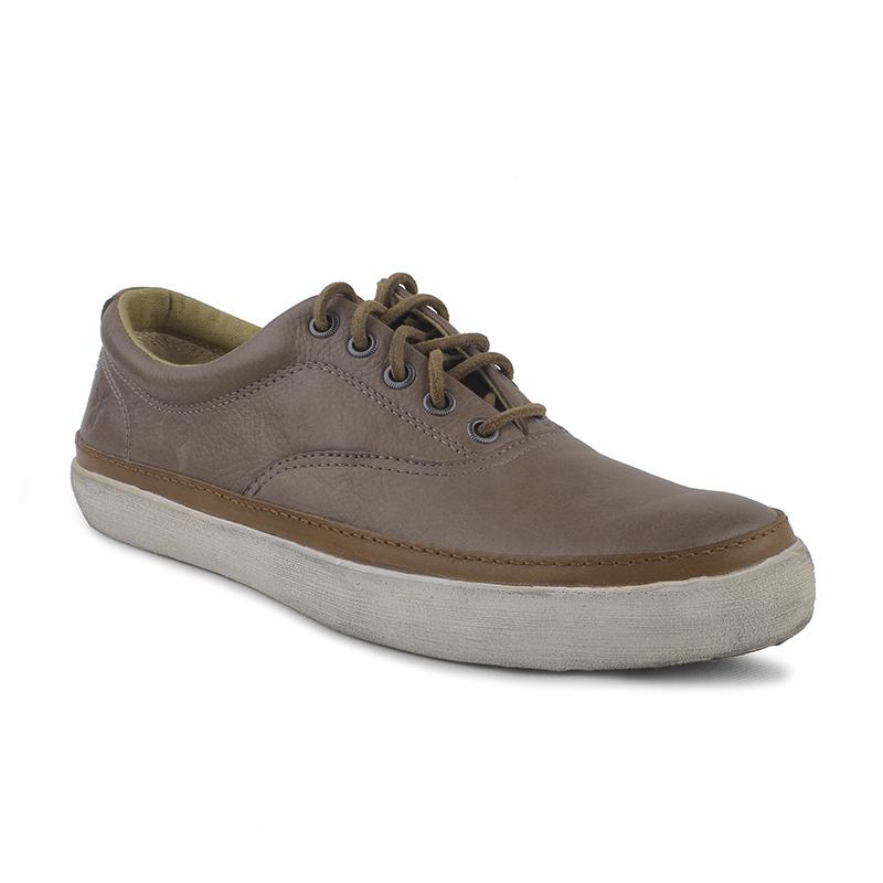 Frye 弗莱休闲鞋 夏季时尚防水舒适男鞋低帮鞋81233 美国代购