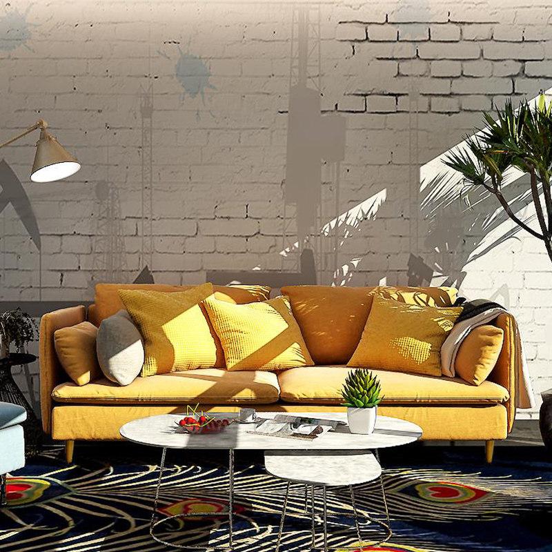 北欧风格家具客厅宜家小户型整装可拆洗三四人位现代简约布艺沙发