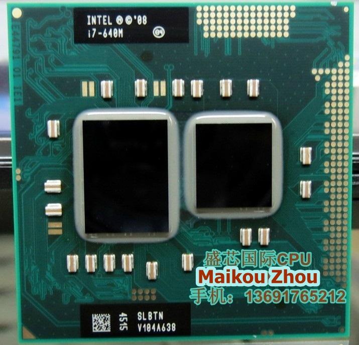 i7-620m笔记本cpu