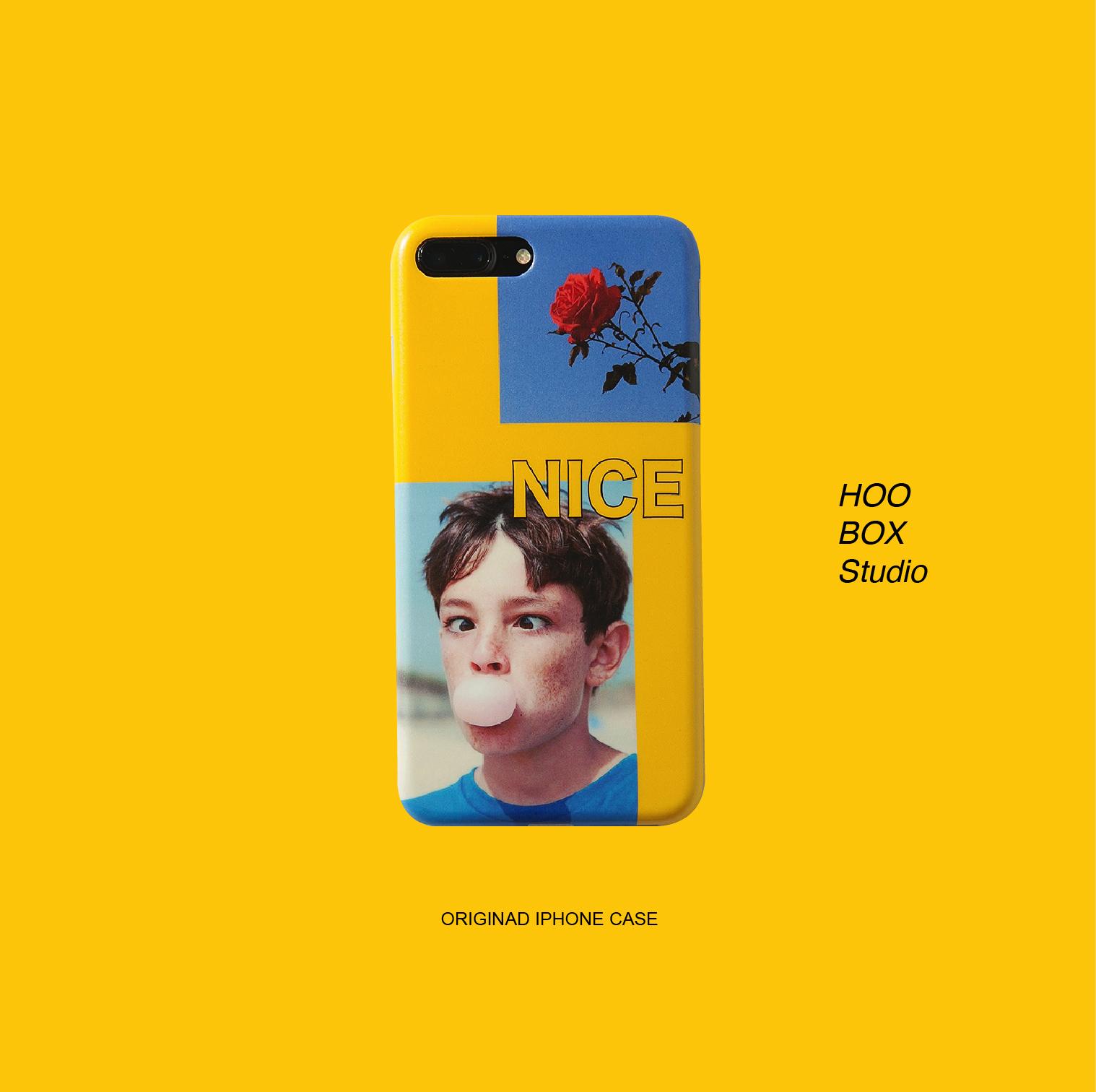 男孩手機套