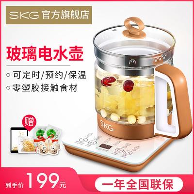 电热水壶保温skg